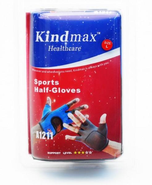 Sport-Halbhandschuh von Kindmax