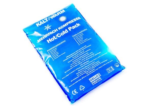 Kalt/Warm Mehrfachkompressen (12 cm x 29 cm)