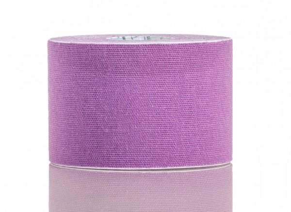 Gatapex Physiotape Kinesiology-Tape violett (5,5 m x 5 cm)