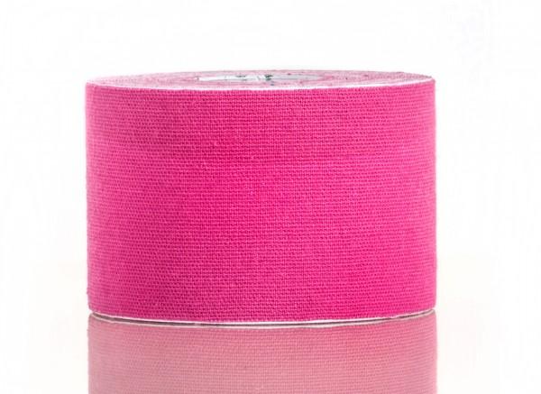 Gatapex Physiotape Kinesiology-Tape pink (5,5 m x 5 cm)