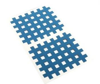 Gatapex Akupunkturpflaster blau (40 Gittertapes, 4,4 cm x 5,2 cm)