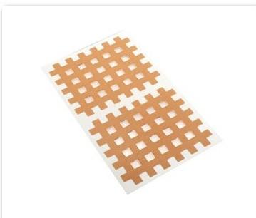 Gatapex Akupunkturpflaster beige (2 Gittertapes, 4,4 cm x 5,2 cm)