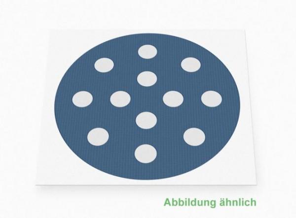 Gatapex große Akupunkturpflaster rund und blau (40 Pflaster, Durchmesser 44 mm)