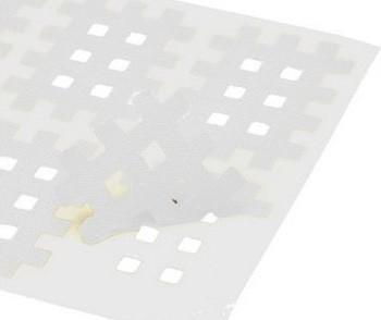 Gatapex Akupunkturpflaster weiss (40 Gittertapes, 2,1 cm x 2,7 cm)