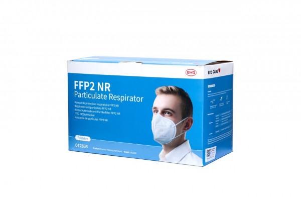 BYD Schutzmaske Gesichtsmaske FFP2 Verpackungseinheit 50 Stck.